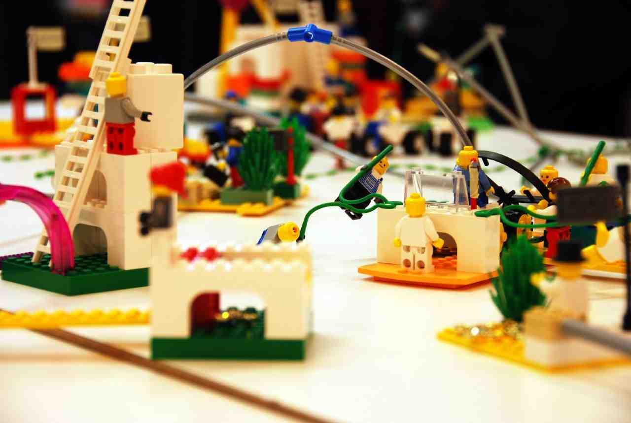 Lego Serious Play: Unleashing Creative Thinking & Problem Solving